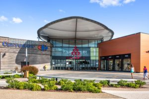 Courir Centre commercial Carrefour Claira Salanca